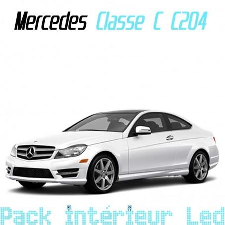 Pack intérieur led pour Mercedes Classe C C204 coupé