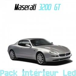 Pack intérieur led pour Maserati 3200 GT