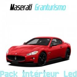 Pack intérieur led pour Maserati Granturismo