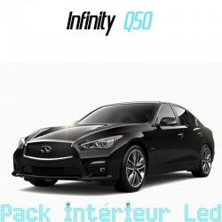 Pack intérieur led pour Infinity Q50