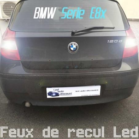 Pack feux de recul led pour BMW Série 1 phase 2 (E81 E82 E87 E88)