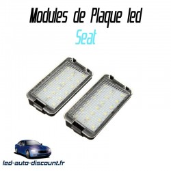 Pack modules de plaque led pour Seat