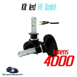 Pack ampoules led H1 Xmini 6000k