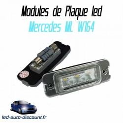 Pack modules de plaque led pour Mercedes ML W164