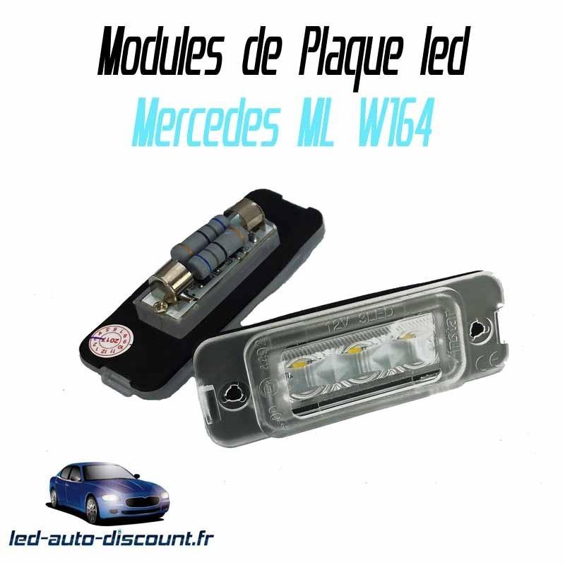 Pack Module de plaque led pour Mercedes ML W164