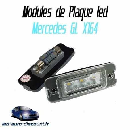 Pack modules de plaque led pour Mercedes GL X164