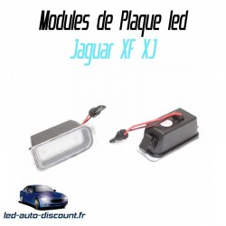 Pack modules de plaque led pour Jaguar XF XJ
