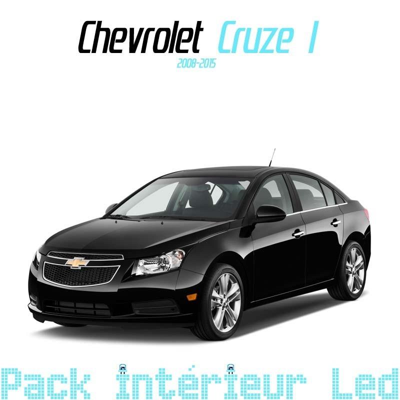 Pack Full led Intérieur Extérieur Chevrolet Cruze