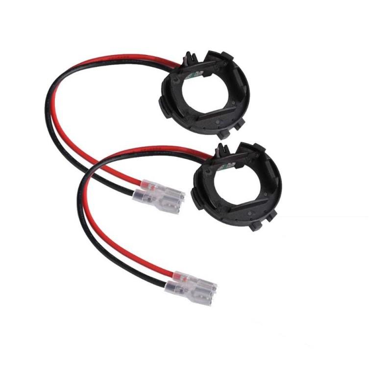 Support ampoule adaptateur H7 pour Volkswagen Golf 6 et Scirocco