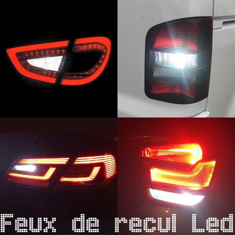 Pack Feux de Recul Led pour Peugeot 308 II
