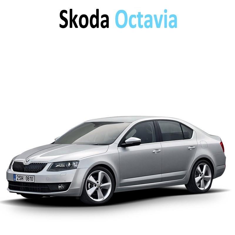 Pack intérieur led led Skoda Octavia 3
