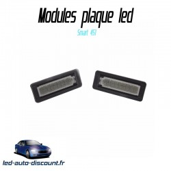 Pack Module de plaque LED pour Smart - Fortwo 451