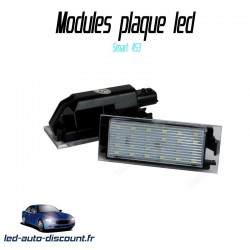 Pack modules de plaque led pour Smart 453