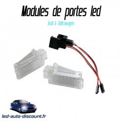 Pack modules bas de portes led pour Audi et Volkswagen