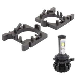 Support ampoule adaptateur H7 Led pour Ford Focus