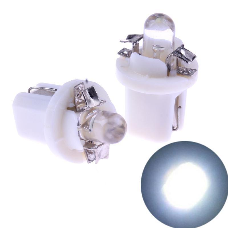 Ampoule led B8.5D T5 dome compteur tableau de bord