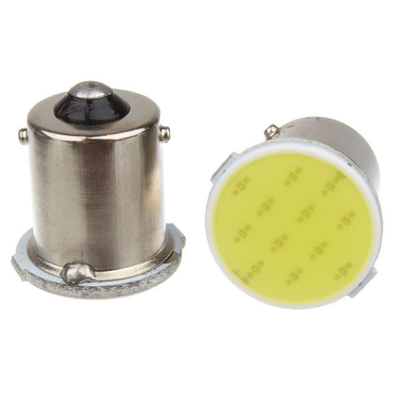 Ampoule Led P21/W Ba15s - R10W R5W - (COB)