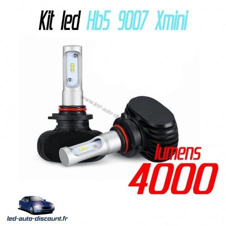 Pack ampoules led HB5 9007 Xmini 6000k