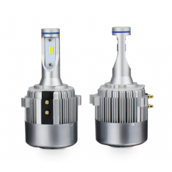 Pack ampoules led H7 3600lm 36w 6000k