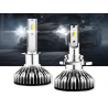 Pack ampoules led H7 X-treme mini 6000k