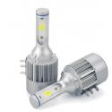 Ampoule LED - H15 - (Cree XB-D 80w) - Blanc