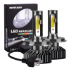 Pack ampoules led H7 4000lm 6000k