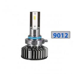 Pack ampoules led HiR2 9012 Nano 6000k