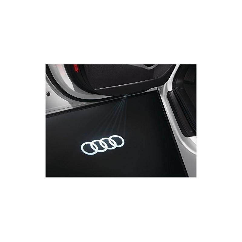 Module éclairage bas de portes LOGO LED pour Audi A5 S5