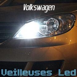 Pack ampoules veilleuses led pour Volkswagen Phaeton