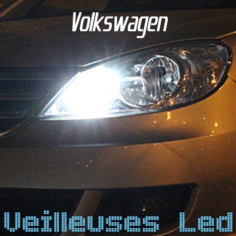 Pack veilleuses led pour Volkswagen