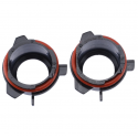 Support ampoule adaptateur H7 led pour Bmw série 5 E39