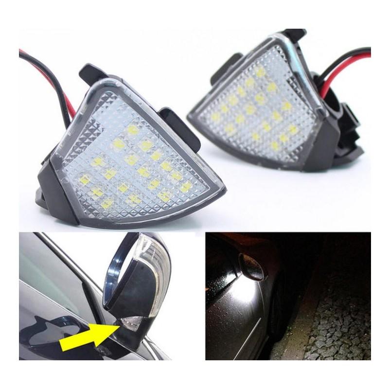 Pack éclairage rétroviseur LED pour Porsche Cayenne 958