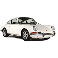 Pack intérieur led pour Porsche 911 Classic