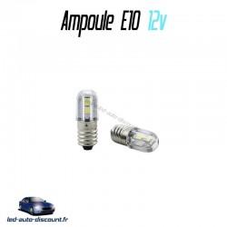 Ampoule led E10 - (4SMD-3030)