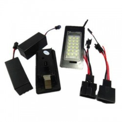 Pack modules de plaque led pour Audi Q5 TT A3 A4 A5 S5 VW Passat panamera