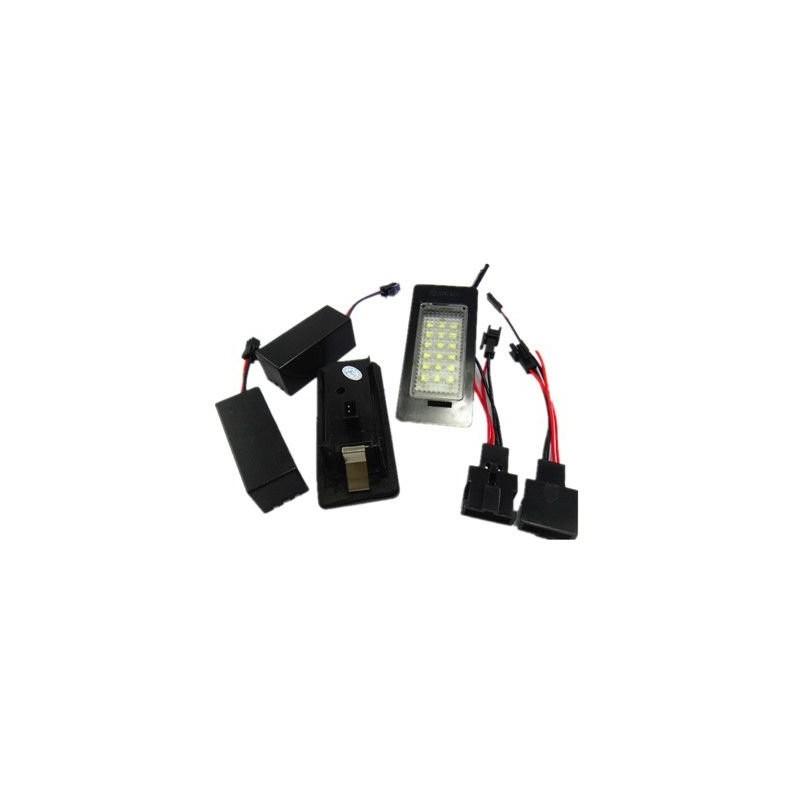 Pack Module de plaque LED pour Audi Q5 TT A4 A5 S5 VW Passat