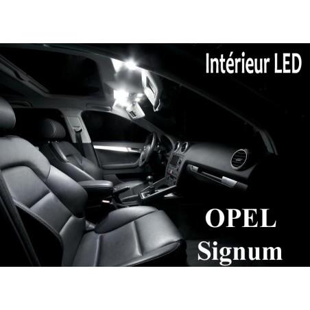 Pack intérieur led pour Opel Signum