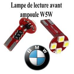 Pack lampes de lecture led SPECIAL BMW série 1 3 5 6 7 X1 X3 X5 X6
