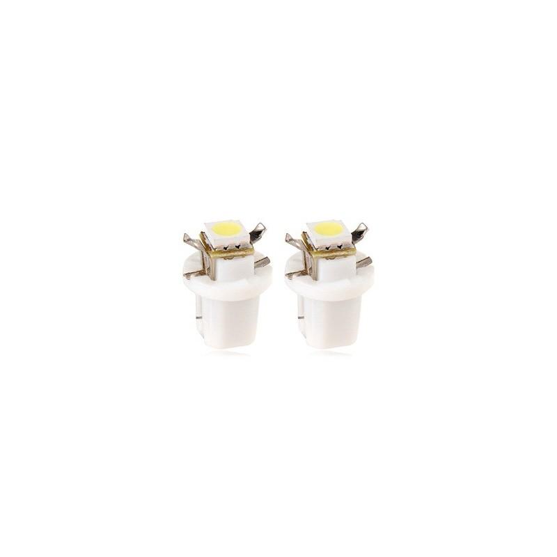Ampoule led B8.5D T5 compteur tableau de bord