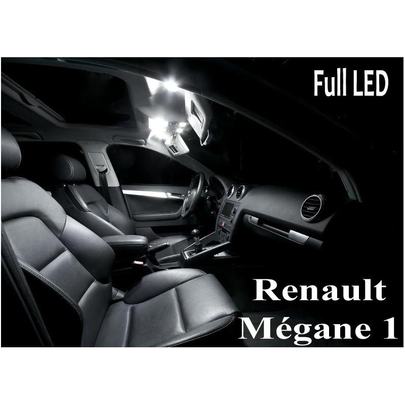 Pack Led Full interieur Extérieur Renault Mégane 1