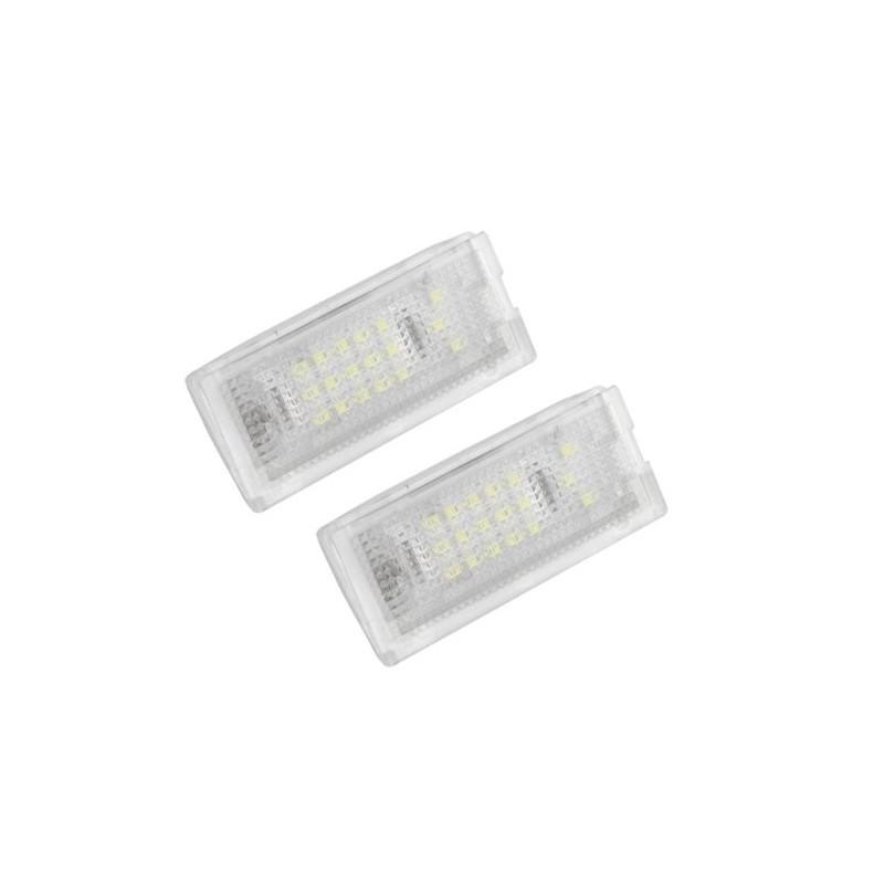 Pack Module de plaque LED pour Mini Cooper S R50i R52 R53