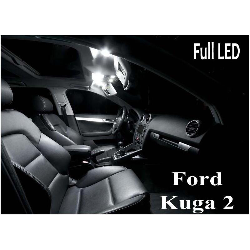 Pack Intérieur Extérieur Full led Ford Kuga 2