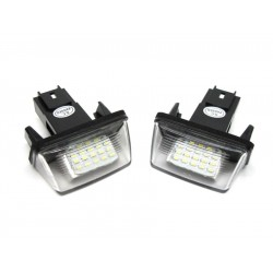 Pack modules de plaque led pour Peugeot