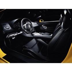 Pack intérieur led pour Lamborghini Gallardo