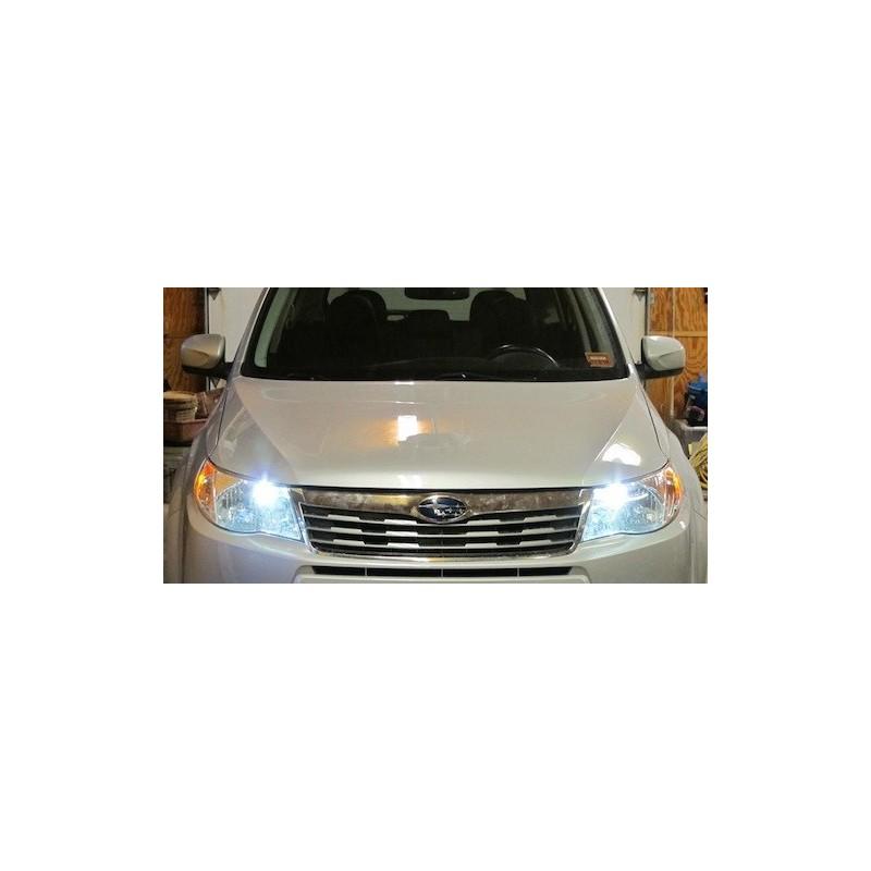 Pack ampoules veilleuses led pour Subaru