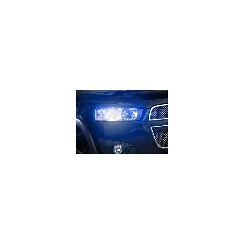Pack ampoules veilleuses led pour Chevrolet