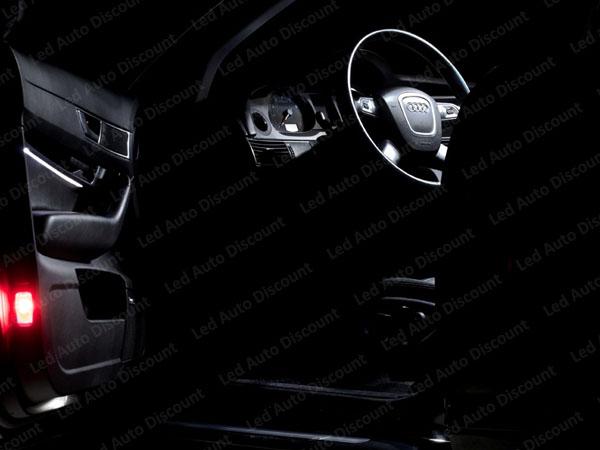 pack int rieur led pour audi a6 c7 break rs6 led auto. Black Bedroom Furniture Sets. Home Design Ideas